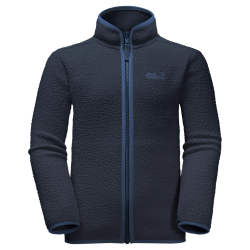 K BLACK BEAR FLEECE