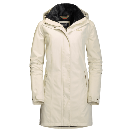 Jack Wolfskin - MADISON AVENUE COAT