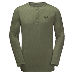 WINTER TRAVEL HENLEY MEN