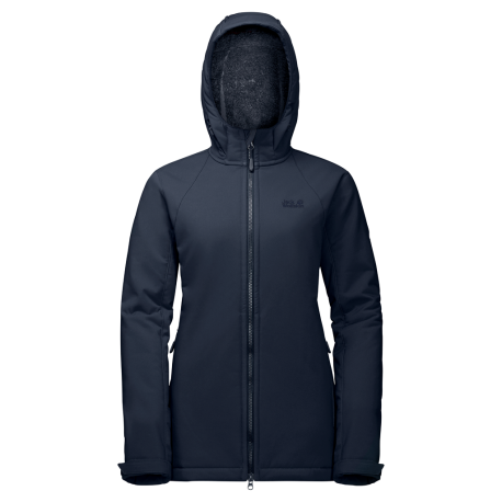 Jack Wolfskin - ROCK VALLEY LONG JACKET