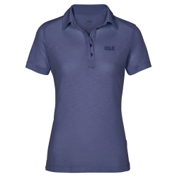 Jack Wolfskin - TRAVEL POLO 2 W