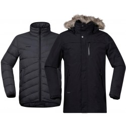 Bergans - Sagene 3in1 Jacket