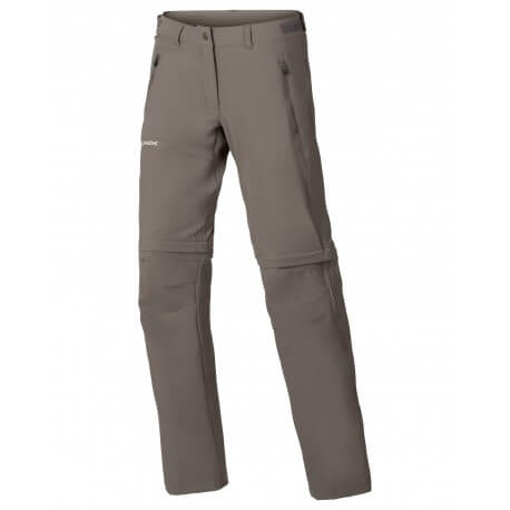 Vaude - Farley Stretch ZO T-Zip Pants W's