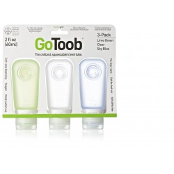humangear - GoToob 60ml 3er Pack