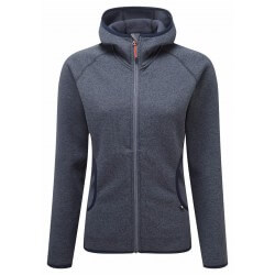 Lantern Hooded Jacket Wmns