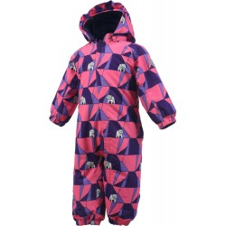 Rimah Coverall padded