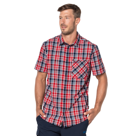 Jack Wolfskin - SAINT ELMOS SHIRT MEN