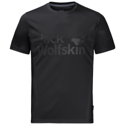 Jack Wolfskin - ROCK CHILL LOGO T MEN