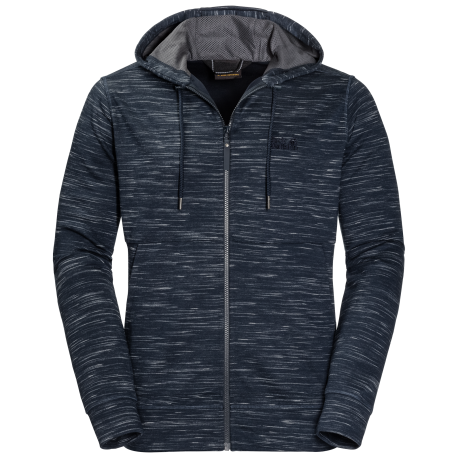 Jack Wolfskin - OCEANSIDE HOODED JKT MEN