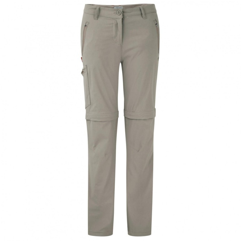 Craghoppers Nosilife Pro ConGrünible ConGrünible ConGrünible Trousers damen 76bbf4