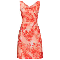 WAHIA PALM DRESS