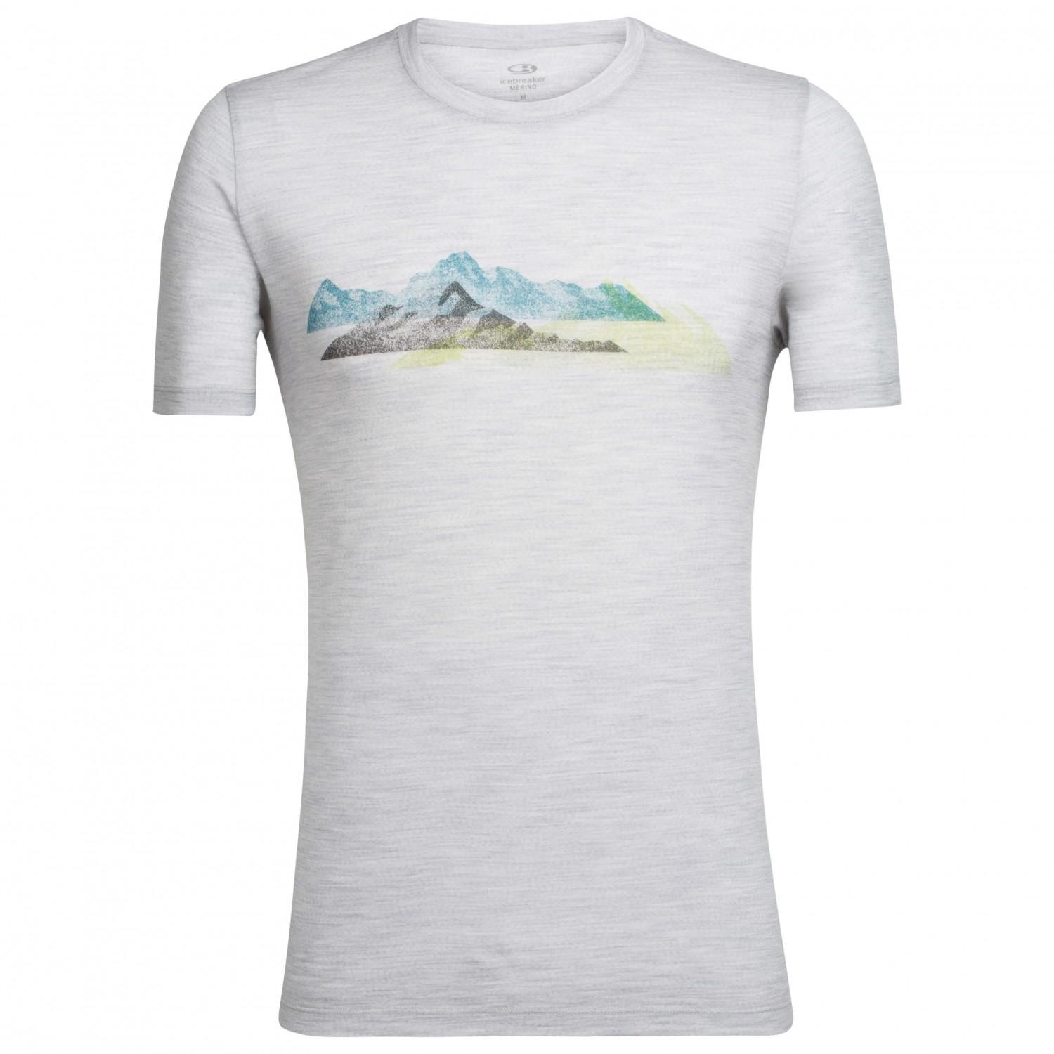 8eb18fcbe4b8e3 Tech Lite SS Crewe Misty Peaks Ms - Backpacker-Store