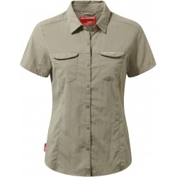 Craghoppers - NosiLife Adventure SS Shirt Wmn