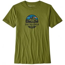 Fitz Roy Scope Organic T-Shirt Ms