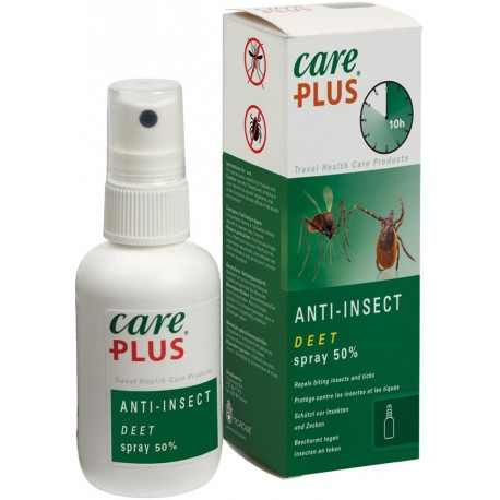 Care Plus - Anti-Insect Deet 50% Spray 60ml