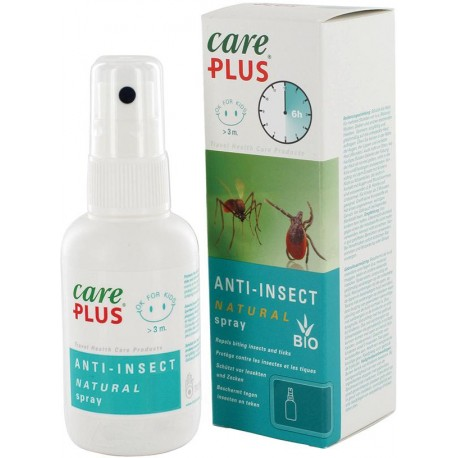 Care Plus - Anti-Insect Natural Spray 200ml