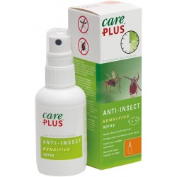 Care Plus - Anti-Insect Sensitive Spray 60ml