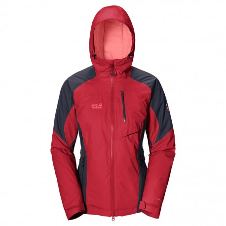 Jack Wolfskin - SNOW MOUNTAIN JACKET WOMEN