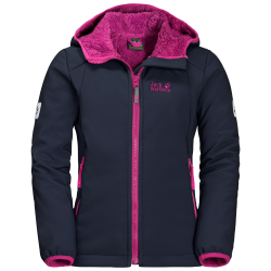 Jack Wolfskin - KISSEKATT JACKET GIRLS