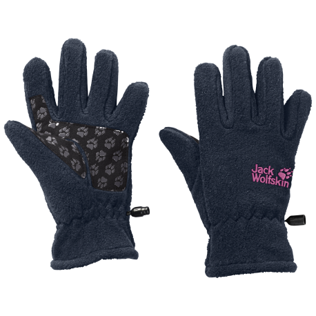 Jack Wolfskin - FLEECE GLOVE KIDS