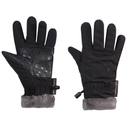 SOFTSHELL HIGHLOFT GLOVE KIDS