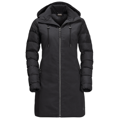 Jack Wolfskin - TEMPLE HILL COAT