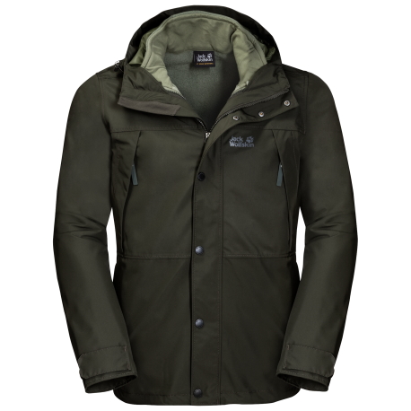 Jack Wolfskin - WEST HARBOUR JACKET