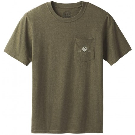 Prana - Dirtbag Pocket Tee