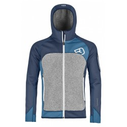 Ortovox - Fleece Plus Hoody Ms