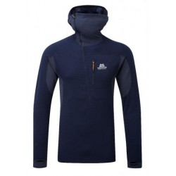 Eclipse Hooded Zip-T Ms