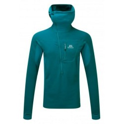 Mountain Equipment - Eclipse Hooded Zip-T Ms