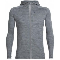 Quantum LS Zip Hood Men