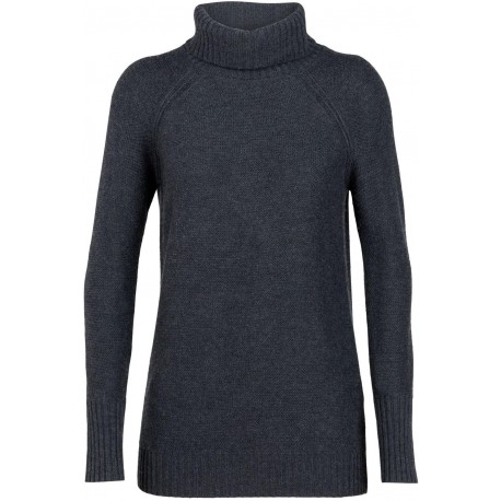 Icebreaker - Waypoint Roll Neck Sweater Wmns