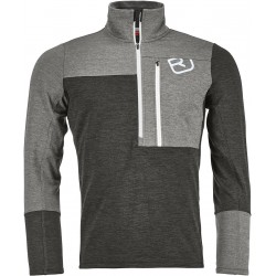 Ortovox - Fleece Light Zip Neck M