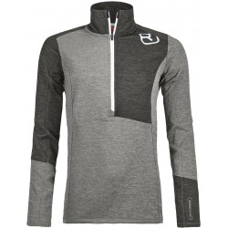 Ortovox - Fleece Light Zip Neck W