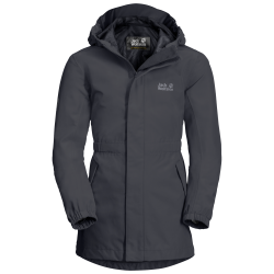 Jack Wolfskin - HIDDEN FALLS JACKET GIRLS
