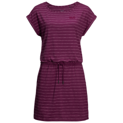 Jack Wolfskin - TRAVEL STRIPED DRESS