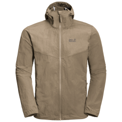 Jack Wolfskin - LAKESIDE JACKET M