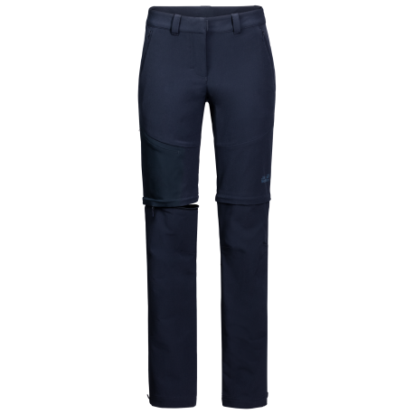Jack Wolfskin - ACTIVATE ZIP AWAY PANTS W