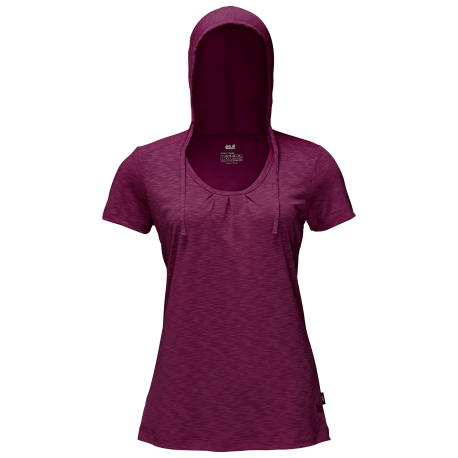 Jack Wolfskin - TRAVEL HOODY T WOMEN
