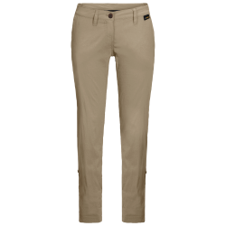 Jack Wolfskin - DESERT ROLL-UP PANTS W