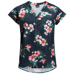 VICTORIA TROPICAL SHIRT W
