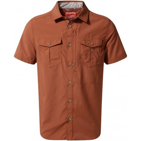Craghoppers - NosiLife Adventure II SS Shirt Ms