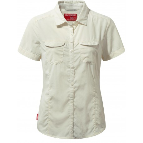 Craghoppers - NosiLife Adventure II SS Shirt Ws