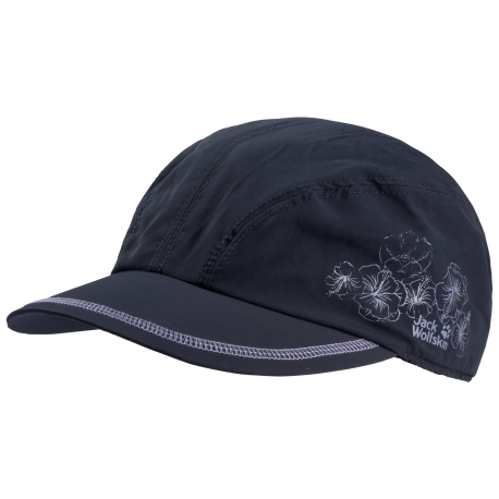 Jack Wolfskin - SUPPLEX HIBISCUS CAP WOMEN