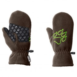 Jack Wolfskin - KIDS FLEECE MITTEN
