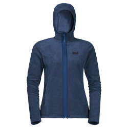 Jack Wolfskin - SKYWIND HOODED JACKET W