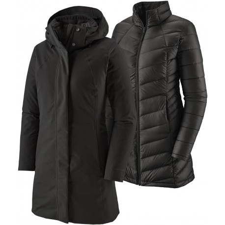 Patagonia - W's Tres 3-in1 Parka Revised