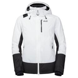 Jack Wolfskin - BIG WHITE JACKET W