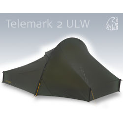 Nordisk - Telemark 2 ULW Tent Carbon